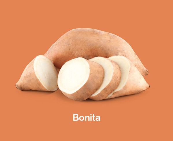 Zoete aardappels ras Bonita